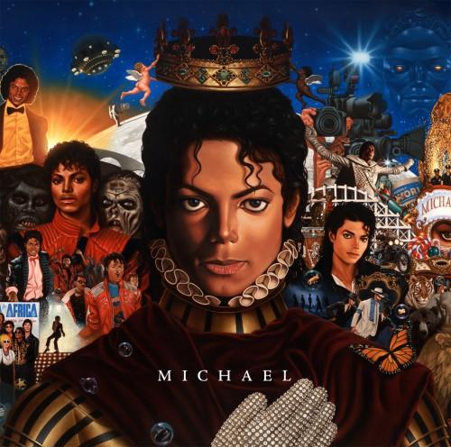 Michael Jackson - Michael (cover).jpg