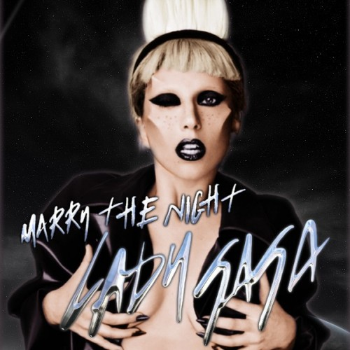 Lady Gaga, Born this way, Merry the Night, videoclip, vevo, youtube, singolo, 2011