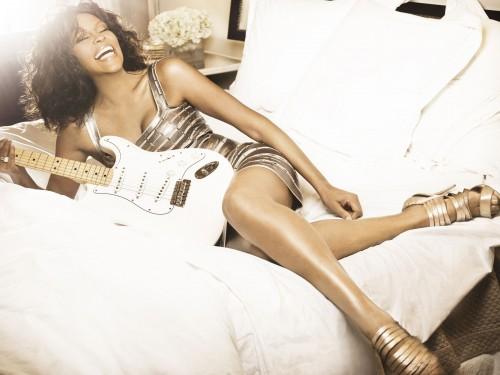 Whitney Houston Nothing but love.jpg
