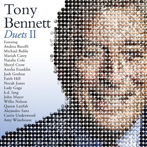 Tony Bennett, Duets II, Lady Gaga, video, vevo, youtube