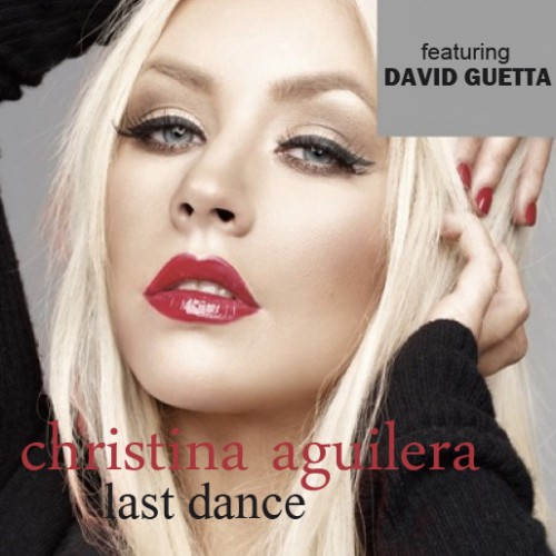 Christina Aguilera, David Guetta, Last Dance, featuring, collaborazione, disco, album, musica, canzone, 2011, cd