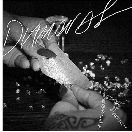 Rihanna - Diamonds cover.jpg