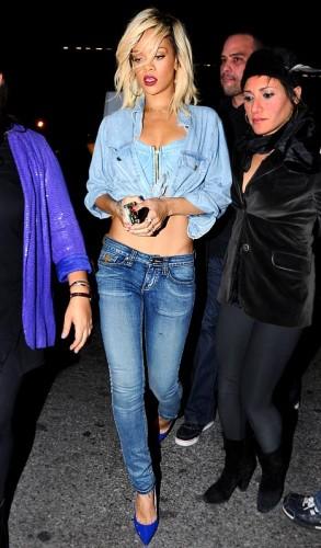 Rihanna, magra, forma fisica, dieta, 2012, bionda, capelli, moda, diet, vogue, skinny, sexy, foto, immagini