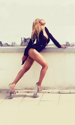 Beyoncé, Lady Gaga, look, moda, scarpe, acconciatura, vogue, copia, Destiny's Child, musica, gossip