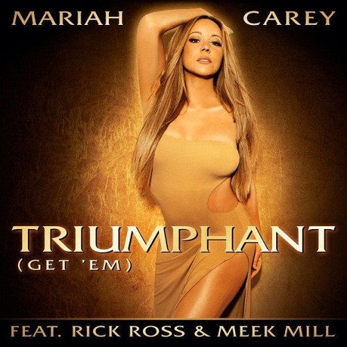 Mariah Carey - Triumphant (cover).jpg
