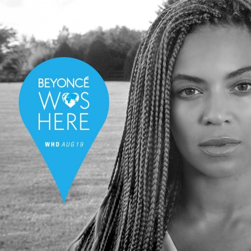 Beyoncé I was here.jpg