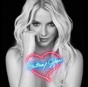 copertina dell'album di Britney Spears